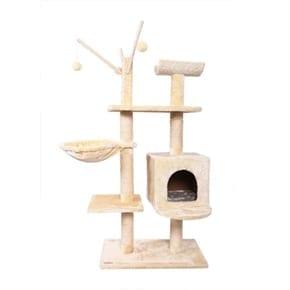 Pet Executive Cat Tree - Beige