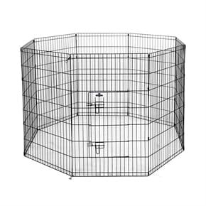 Pet Metal Dog Playpen - 2X Large