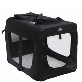 Pet Portable Folding Soft Dog Crate - L