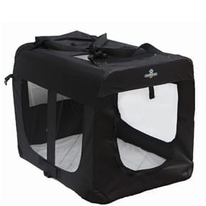 Pet Portable Folding Soft Dog Crate - M