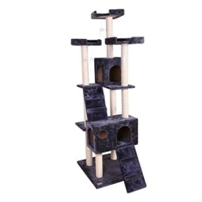Pet Presidential Cat Tree - Grey
