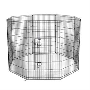 Pet Metal Dog Playpen - X Large