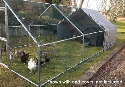Walk In Pet Pen Run Outdoor Exercise Cage